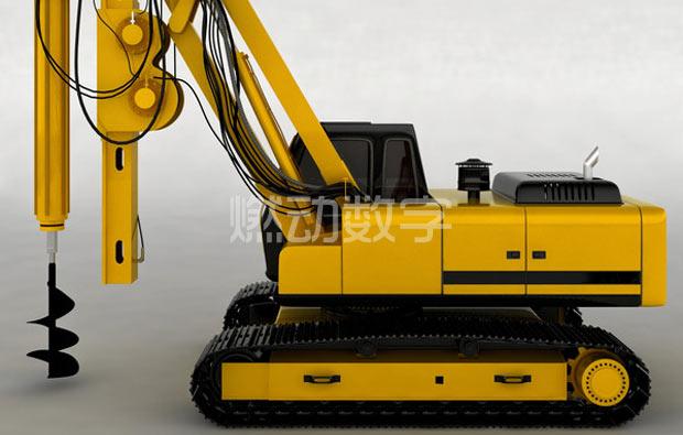 煤炭机械装备三维仿真