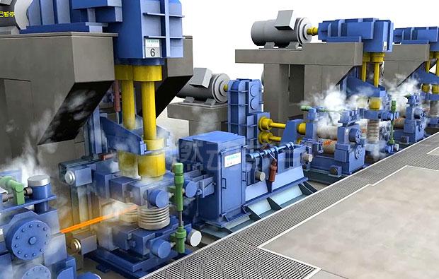 工业冶金制造加工生产