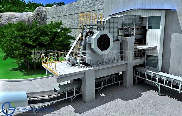 矿山设备非标一体化机