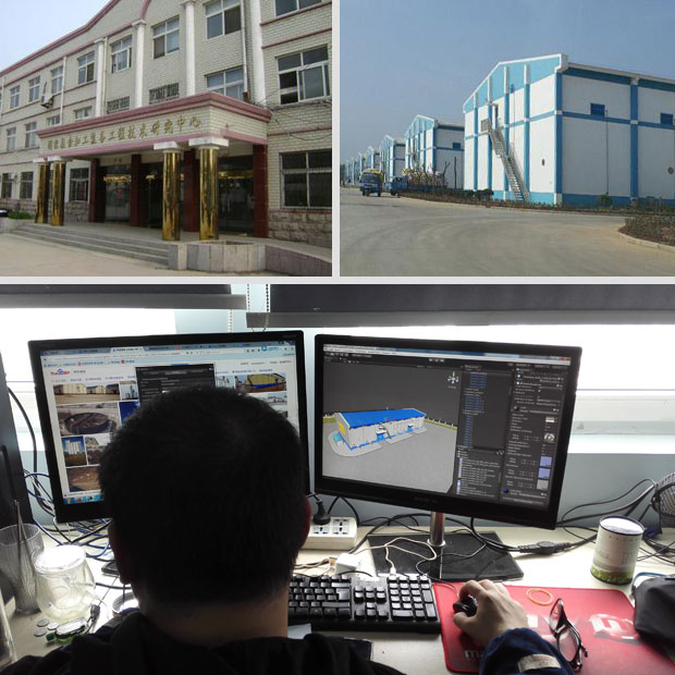 签约粮库智能化管理系统三维交互可视化运用项目