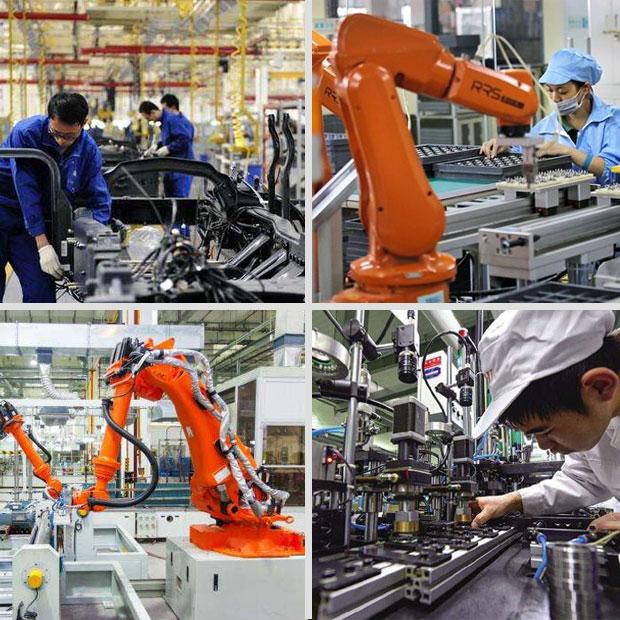制造业将大洗牌 没技术没品牌、价格上不去的企业会完蛋