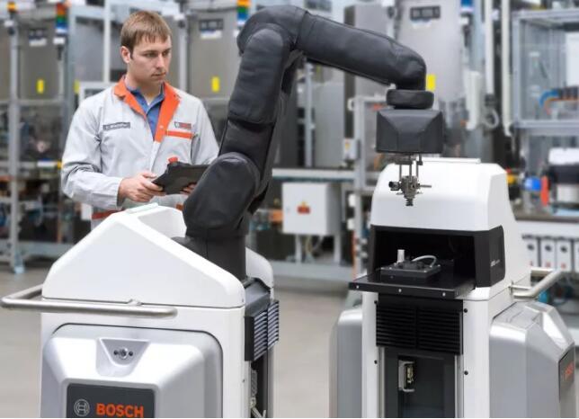 2017全球10大领先协作机器人盘点!